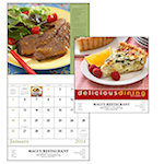 Delicious Dining Wall Calendars